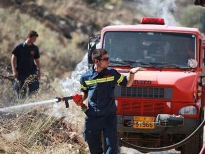 Αχαϊα: Όσο επιμένουν οι... βοριάδες τόσο κινδυνεύει ο νομός απο πυρκαγιές