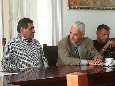 Συνάντηση για την αναβάθμιση των Παλαιών Σφαγείων στο Δήμο Πατρέων