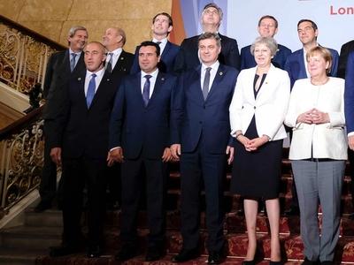 """""""Μπλόκο"""" της Μέρκελ στην έναρξη ενταξιακών διαπραγματεύσεων της Ε.Ε. με τη Βόρεια Μακεδονία"""
