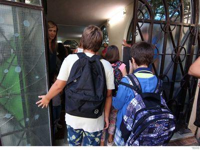Αυτοψία στα σχολεία του Δήμου Ανδραβίδας-Κυλλήνης λόγω των σεισμών