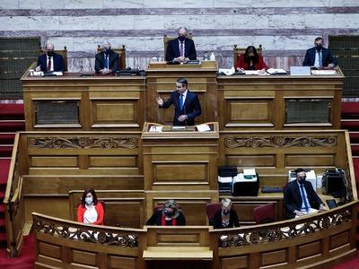 Διαμάχη στη Βουλή για την υπόθεση Λιγνάδ...
