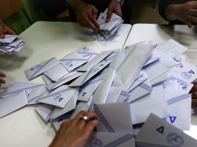 Δυτική Ελλάδα: Ένας στους δυο δεν πήγε να ψηφίσει