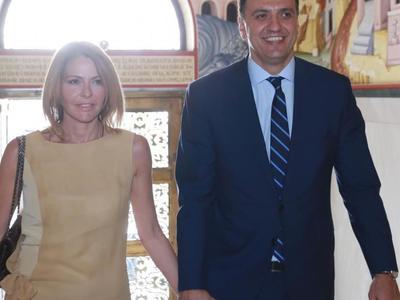 """Τζένη Μπαλατσινού: """"Γι αυτό είχαμε χωρίσει με το Βασίλη"""" - ΒΙΝΤΕΟ"""