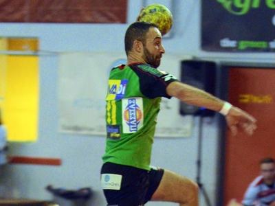 Κανέλλος Γεωργίου: Από την Ακαδημία των Σπορ στην εθνική beach handball