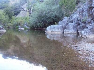 Κλειτορία: Υπερχείλισε το ποτάμι και έπεσε η γέφυρα που οδηγεί στην Πατρών Τριπόλεως