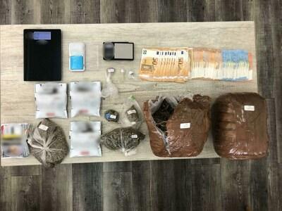 Πάτρα: Έκρυβε τα ναρκωτικά στο γκαράζ πολυκατοικίας
