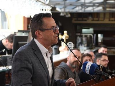 Ν. Νικολόπουλος: Είμαι στο β' γύρο των δημοτικών εκλογών, δεν ξέρω τον αντίπαλο