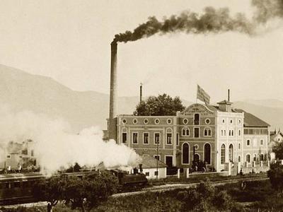 Το εργοστάσιο του Μάμου που διαμόρφωσε τ...