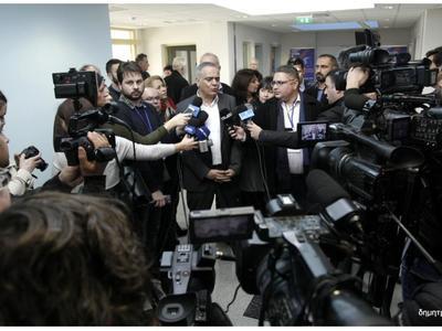 Σκουρλέτης:  Στο τέλος της 4ετίας οι εθνικές εκλογές - Ξεχωριστά αυτοδιοικητικές και ευρωεκλογές - ΗΧΗΤΙΚΟ