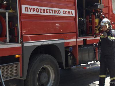 Πάτρα - ΤΩΡΑ: Φωτιά στα Συχαινά