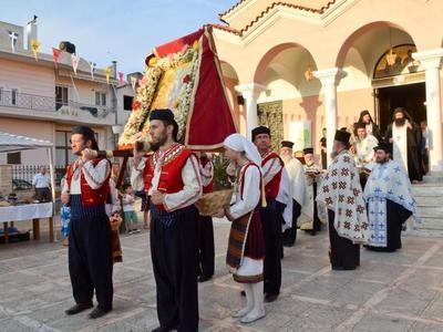 Οι Άγιοι Πάντες θα τιμηθούν το Σαββατοκύριακο στα Δεμένικα Πατρών