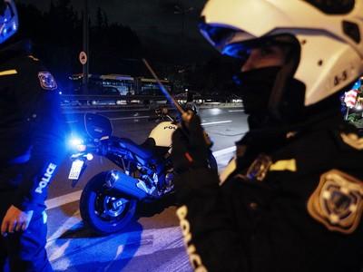 Δύο νεκροί και έξι τραυματίες σε τροχαίο στην Κηφισιά