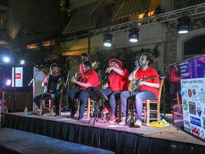 Η Ευρωπαϊκή εβδομάδα μουσικής στην Πάτρα 2019