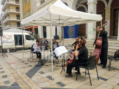 Η Πάτρα γιορτάζει την Ευρωπαϊκή Ημέρα Μο...
