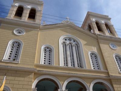 Ο Ιερός Ναός Αγ. Δημητρίου στην Άνω πόλη της Πάτρας και η  συνοικία όπου έπεσαν οι πρώτες τουφεκιές της Επανάστασης του 1821