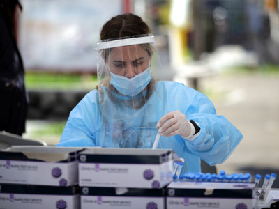 Αχαΐα: Πού θα γίνουν σήμερα δωρεάν rapid test