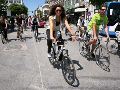 Πάτρα: Περιπολίες με ποδήλατα από τη Δημοτική Αστυνομία