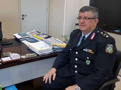 Πένθος για τον Αστυνομικό Διευθυντή Αχαΐας Β. Τσούρα - Πέθανε ο πατέρας του