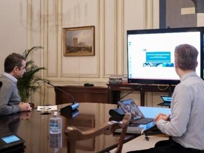 Συνεδριάζει υπό την προεδρία του πρωθυπουργού το υπουργικό συμβούλιο