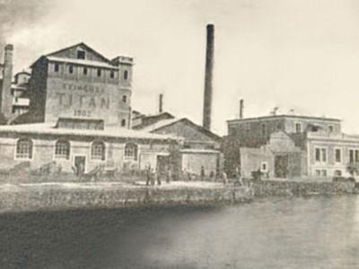 Η ιστορία του Αιγιώτη χημικού Νίκου Κανελλόπουλου που ίδρυσε το 1902 την εταιρεία ΤΙΤΑΝ, αφού εγκατέλειψε το σταφιδεμπόριο