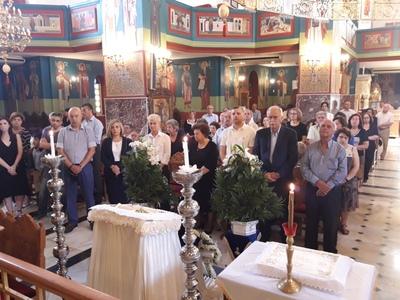 Μνημόσυνο στο Αίγιο για τους 26 που σκοτώθηκαν στον σεισμό του '95