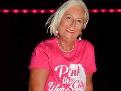 Λιολιώ Κολυπέρα: Αύριο με ροζ μπλουζάκια...