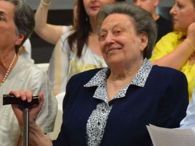 Παρουσία 93χρονης αποφοίτου η εκδήλωση γ...