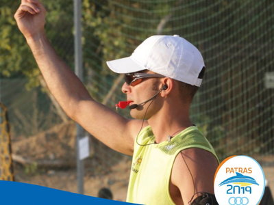Σχολή Διαιτητών – Κριτών – Παρατηρητών Beach Handball στην Πάτρα