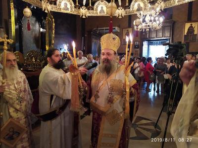 Μετά το Γηροκομειό θα μεταβεί στη Κεφαλονιά ο Μητροπολίτης Πατρών Χρυσόστομος