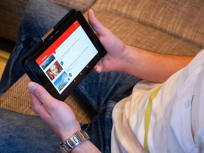 Πρόστιμο - μαμούθ στο YouTube γιατί «κρατούσε» δεδομένα παιδιών