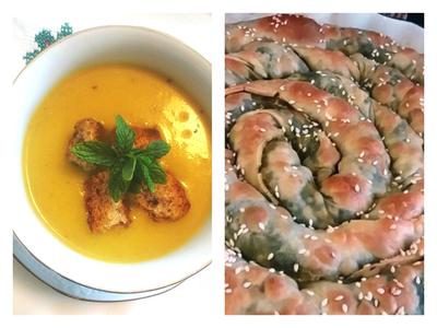 Ζεστά πιάτα για χειμωνιάτικες μέρες!