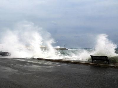 Προειδοποίηση για τον μεσογειακό κυκλώνα...