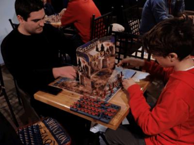 Επανέρχεται το τουρνουά QUICK Stages από την Patras Stratego Team