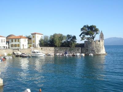 """""""Βενετία"""" η Ναύπακτος μέχρι το 2050- Ποιες περιοχές κινδυνεύουν- ΧΑΡΤΗΣ"""