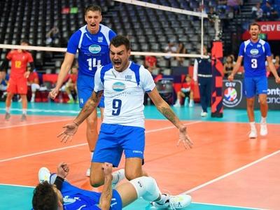 Πρώτη νίκη για την Εθνική στο Πανευρωπαϊκό με Πελεκούδα και Ράπτη