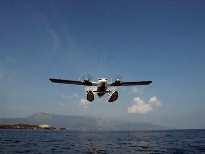 Ξεκινούν από το Ιόνιο οι πτήσεις των υδροπλάνων