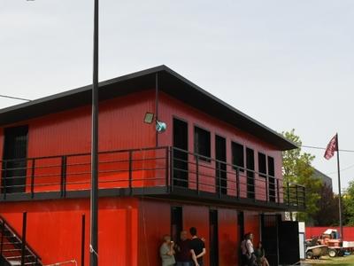 Τελευταίες πινελιές στο προπονητικό κέντρο της Παναχαϊκής (ΦΩΤΟ)