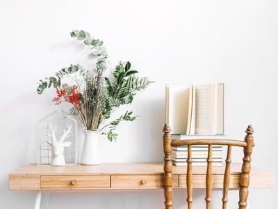 Τα λουλούδια στο σπίτι μειώνουν τον πόνο...