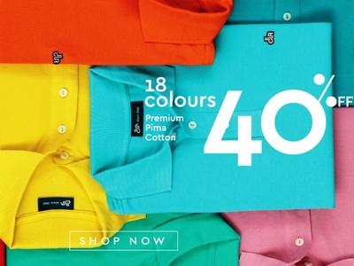 Τα νέα Polo Shirts που ξεχωρίζουν στη συλλογή της DUR SS19'