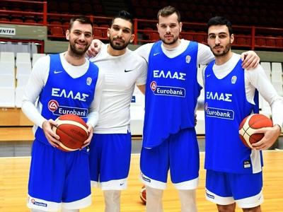 Από την Πάτρα ξεκινάει (19:00) το... ταξίδι της Εθνικής ομάδας για το Ευρωμπάσκετ 2021