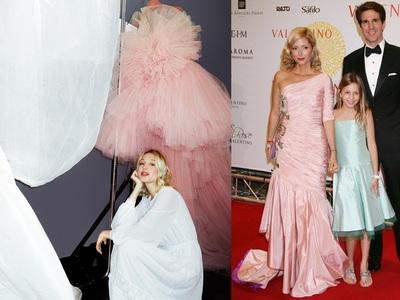 Mαρία Ολυμπία: Πρωτοπήγε σε couture show...
