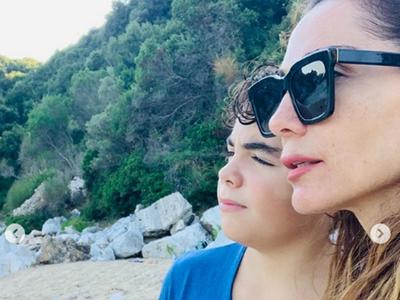 Η Δέσποινα Βανδή μας συστήνει το γιο της που έγινε 12!