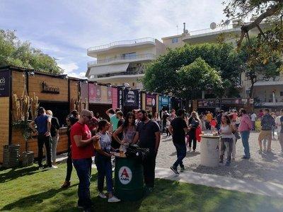 Το Street Food Festival της Πάτρας άνοιξε τις πύλες του!