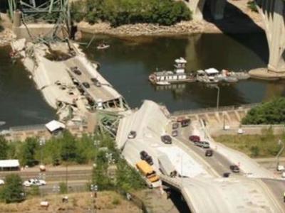 ΦΑΚΕΛΟΣ: ΑΥΤΕΣ είναι οι πιο φονικές καταρρεύσεις γεφυρών τα τελευταία 20 χρόνια