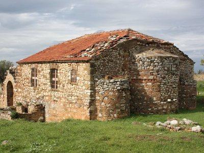 Αφιέρωμα του Alpha στην ιστορική Παναγία της Μέτζενας στην Πλατανόβρυση Αχαϊας