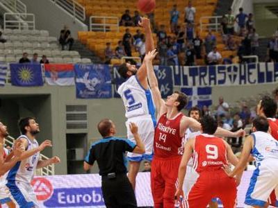 Η Ελλάδα νίκησε 70-56 την Τουρκία