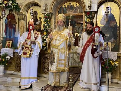 Με λαμπρότητα ο εορτασμός του Αγίου Παντ...