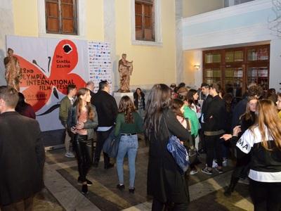 Ξεκίνησε το 22ο Διεθνές Φεστιβάλ της Ολυμπίας για παιδιά & εφήβους -ΔΕΙΤΕ ΦΩΤΟ