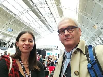 Ο Αντιπεριφερειάρχης, Φωκίων Ζαΐμης στη διεθνή έκθεση FOCUS στο Λονδίνο