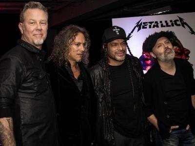 Οι Metallica δωρίζουν 350.000 δολλάρια για τον κορωνοϊό